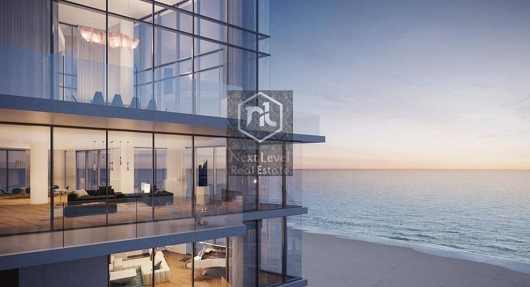 2 Beach Front Apartment | 1 - 4 Bedrooms Options