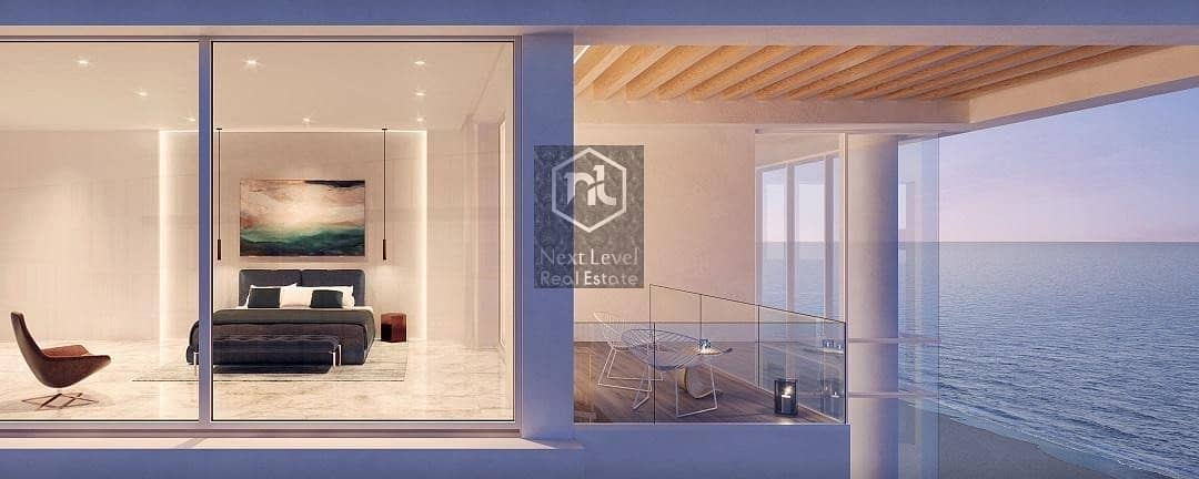 11 Beach Front Apartment | 1 - 4 Bedrooms Options