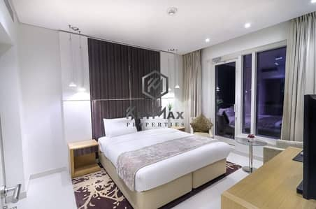 شقة فندقية  للبيع في الخليج التجاري، دبي - Fully Furnished Hotel Apartment for SALE