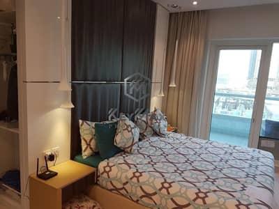 شقة فندقية  للبيع في الخليج التجاري، دبي - Fully Furnished Hotel apartment is available for SALE in Damac Maison Canal Views