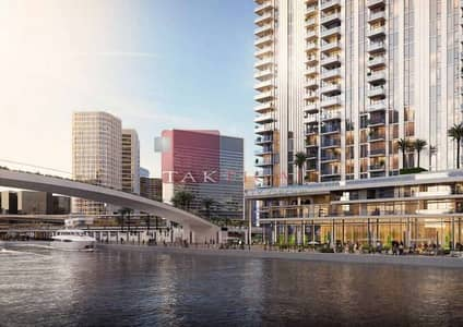 Newly launched Apartments w/ Canal Views
