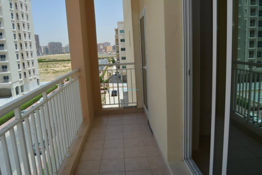 11 Impeccable Layout Vacant 1 Bed Room | Ready to Move
