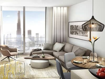 1 Bedroom Apartment for Sale in Downtown Dubai, Dubai - High Floor|Superb Unit|Motivated Seller.
