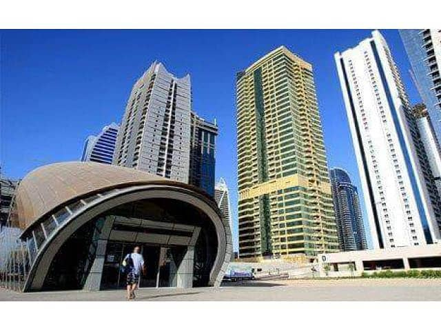 FOR  RENT 1 BED AT LAKE CITY TOWER-JLT
