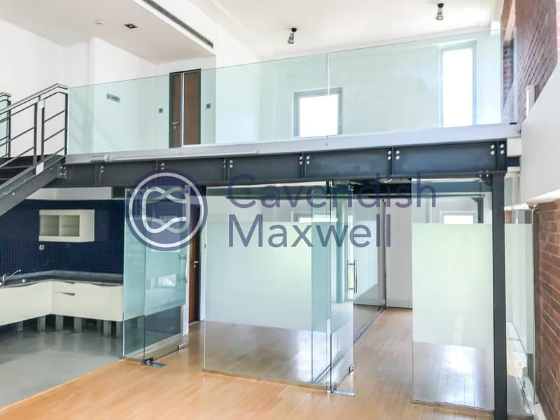 2 Loft Offices | Tecom License | Fully Fitted