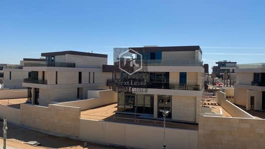 6 Bedroom Villa for Sale in Saadiyat Island, Abu Dhabi - The Beach Villas are among the most unique projects
