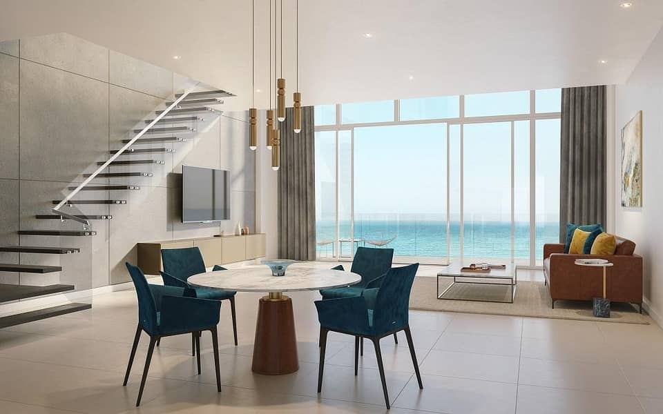 2 Luxury Beach Front Apartments | Ready | Multiple Options
