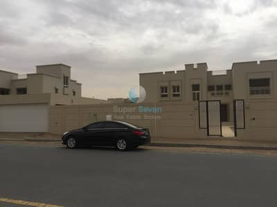 5 Bedroom Villa for Rent in Barashi, Sharjah - Brand New Five Bedroom Villa for Rent in Al Barashi