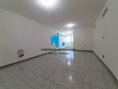 3 Bedroom Flat for Rent in Electra Street, Abu Dhabi - Large Family Home In A Great Location | 3BHK + Maidsroom