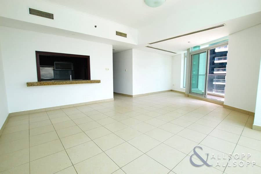 Burj Views | One Bed | Vacant | 1.5 Bath