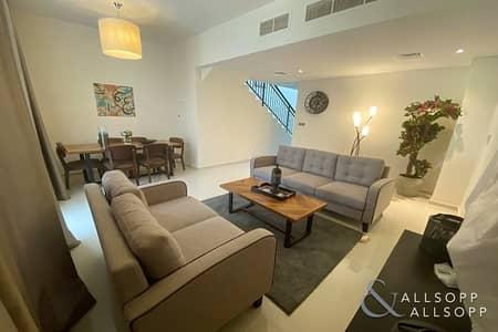 فیلا 2 غرفة نوم للايجار في أكويا أكسجين، دبي - Band New   2 Beds   Furnished   Spacious