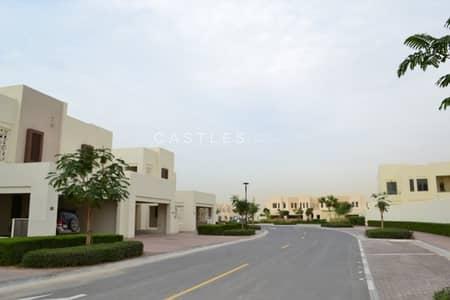 تاون هاوس 3 غرف نوم للايجار في ريم، دبي - Mira Oasis 3