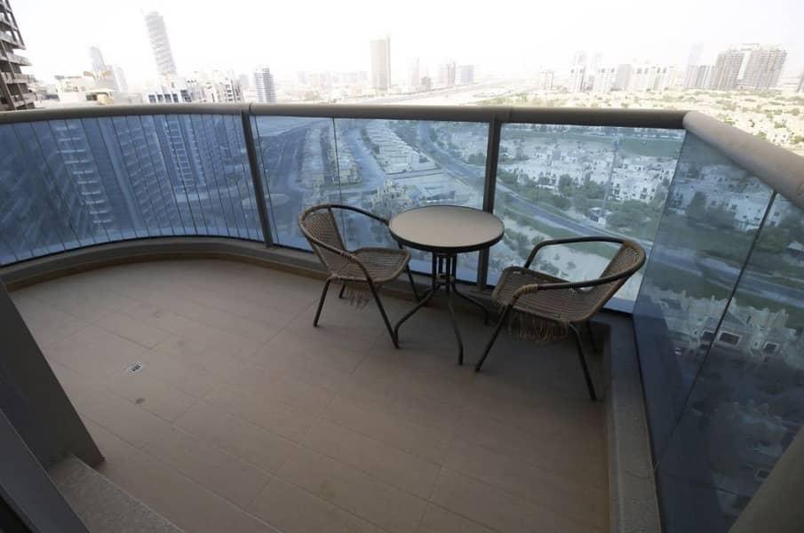 16 Golf View-1 Bedroom -Furnished-Elite Residence 7