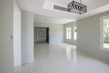 3 Bedroom Villa for Rent in The Springs, Dubai - Corner Plot    with Lake View  I Type 2E Villa