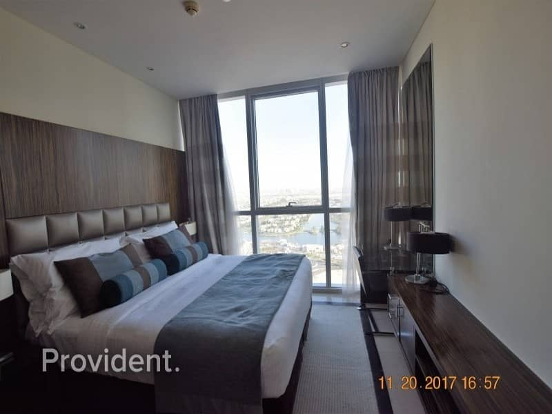 Perfectly Priced   3B/R Fully-Furnished  4 Cheques