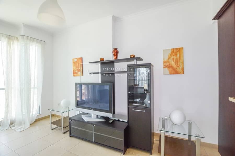 2 Spacious Apartment I Fully Furnished I Burj Khalifa View