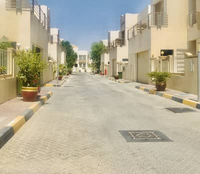 4 Bedroom Villa for Rent in Mohammed Bin Zayed City, Abu Dhabi - Separate Villa in Community Compound 4-br Maid and Driver Room AED 130k