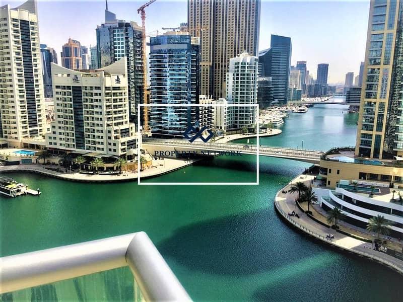 2 Managed I Stunning Marina View 2BR | Fairfield