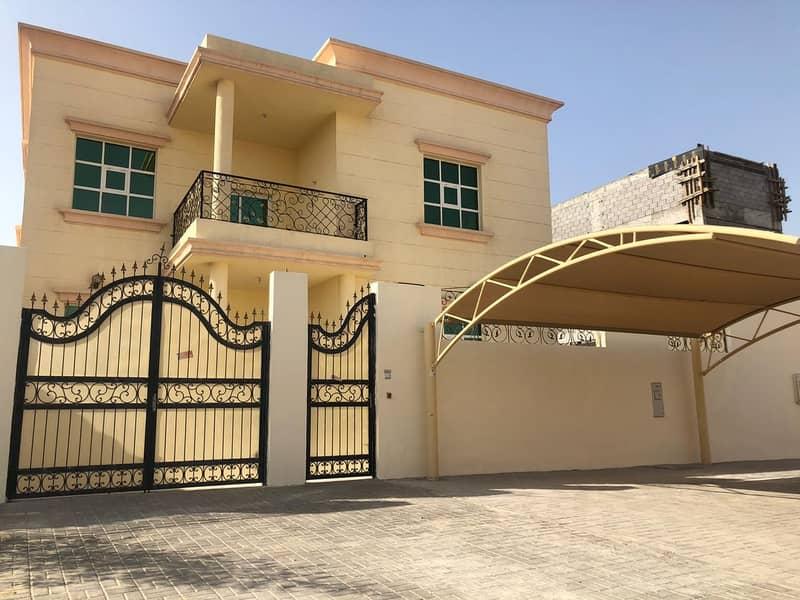 Separate Villa 5 Bedrooms maid room Hall and Majlis AED 130k @ MBZ City