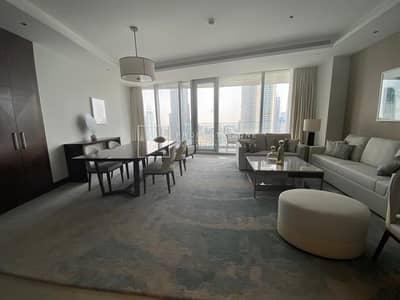 Luxurious Living I Facing Burj Khalifa View I Fully Serviced Apartment
