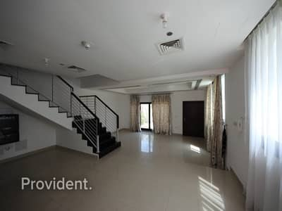 4 Bedroom Townhouse for Sale in Jumeirah Village Circle (JVC), Dubai - Exclusive|Delightful 4BR+Maids Room|Vacant on Dec
