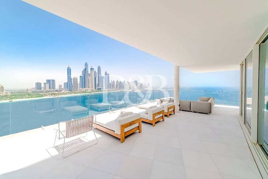 2 Largest Penthouse | Number One Address on the Palm