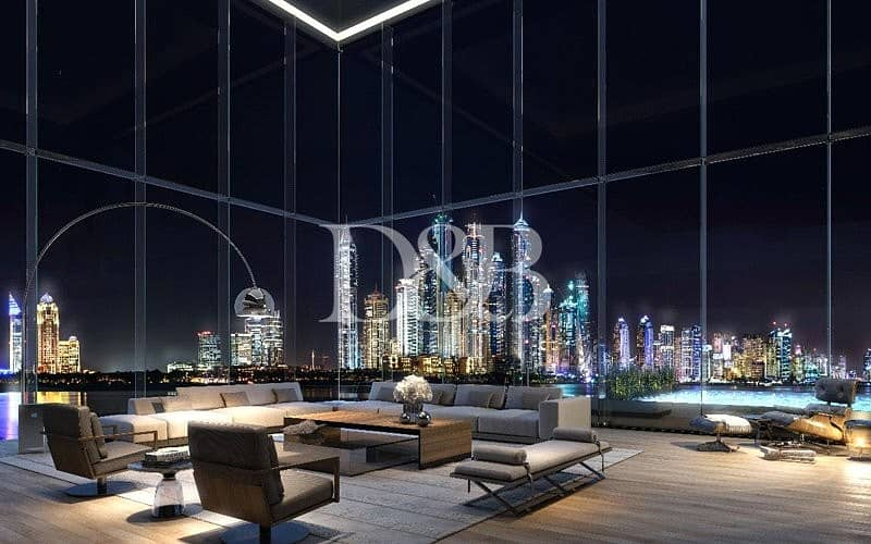 Largest Penthouse | Number One Address on the Palm