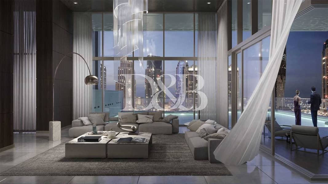 10 Largest Penthouse | Number One Address on the Palm