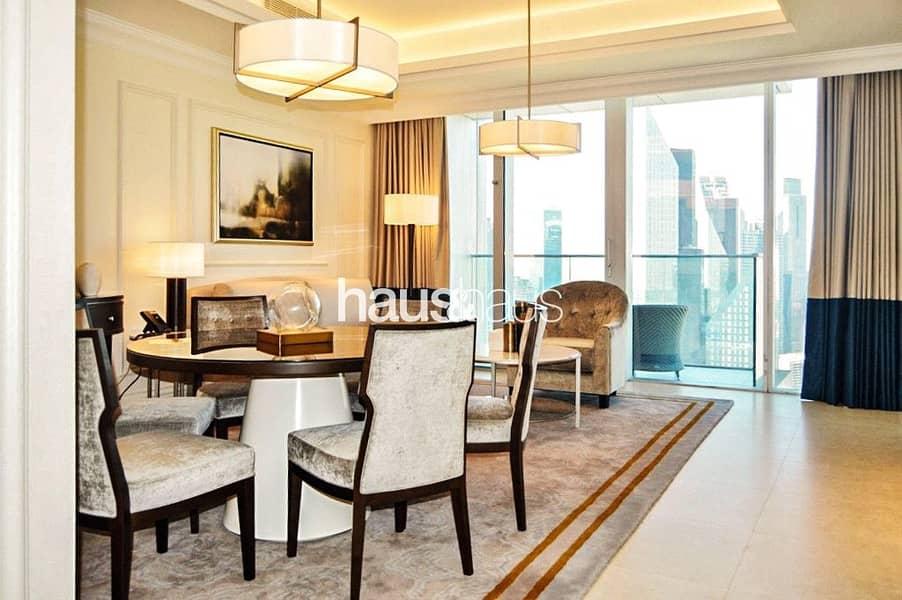 2 The Address|Elegant Furnishings|2 Bed| Incl.Bills|
