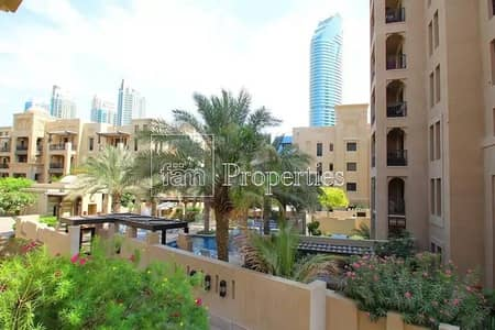 1 Bedroom Flat for Sale in Old Town, Dubai - Old Town | Great investment | Unfurnished