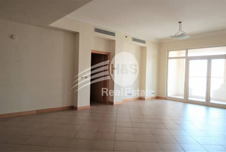 فلیٹ 3 غرف نوم للايجار في نخلة جميرا، دبي - Type C | 3 br  with Beach and Gym access