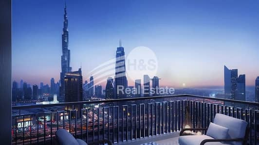 1 Bedroom Apartment for Sale in Downtown Dubai, Dubai - Resale   Lowest Priced Emaar in Downtown