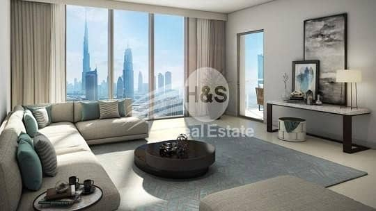 2 Best Offer|Full Burj Khalifa and Fountain View