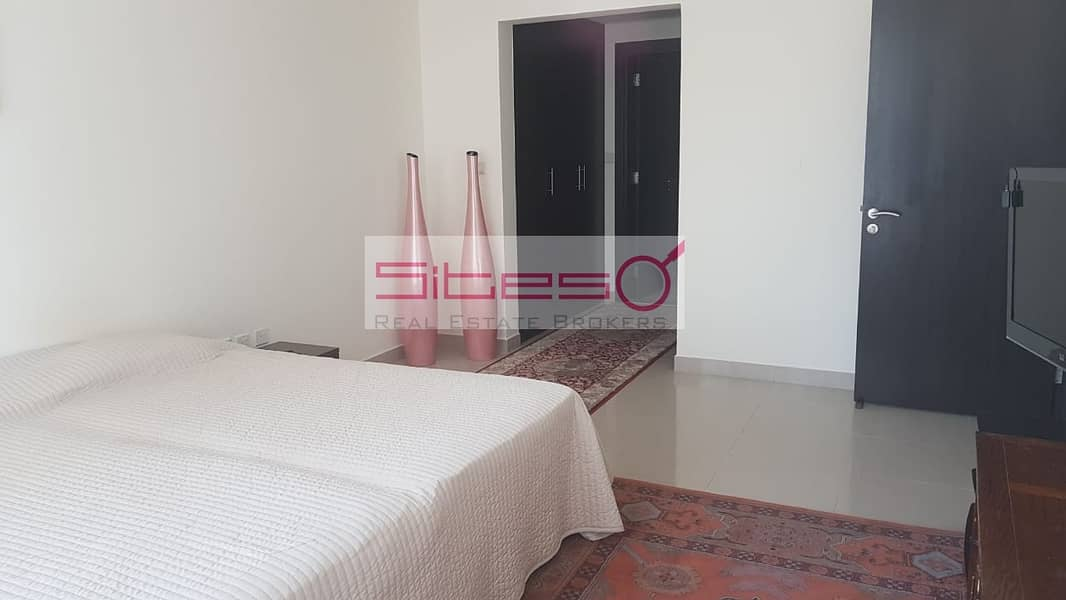 Well maintained / furnished /1 Bedroom / 4 cheques