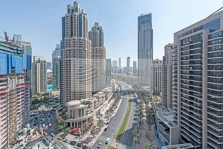 3 Bedroom Apartment for Rent in Downtown Dubai, Dubai - Corner Largest Unit