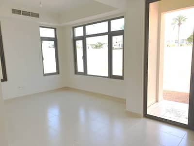 3 Bedroom Villa for Sale in Reem, Dubai - BEST DEAL !!!! LARGE PLOT BRAND NEW B TYPE 3 BR + STUDY+ MAID VILLA  IN MIRA OASIS 3!!!!