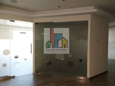 مکتب  للايجار في واحة دبي للسيليكون، دبي - Very Nice Office with Partition for Rent  in DSO