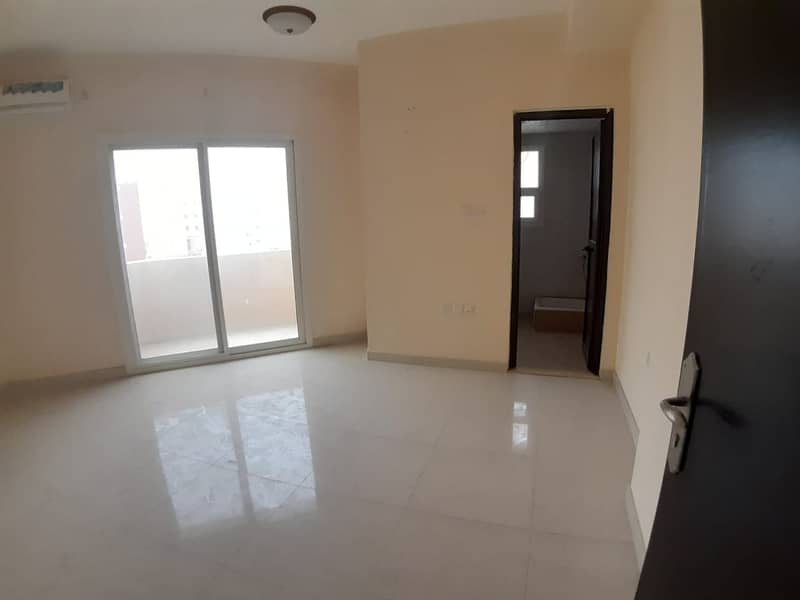 Brand new 2 Bhk With 2 Washrooms + Balcony in School Area Muwaileh Sharjah