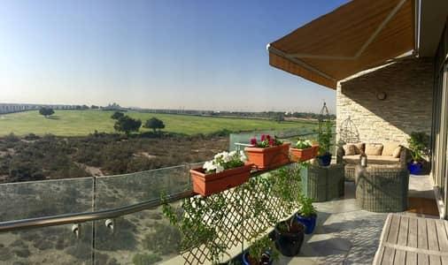 فلیٹ 2 غرفة نوم للبيع في مدينة ميدان، دبي - Golf View I 2 Bedrooms I Well Maintained