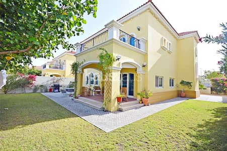 3 Bedroom Villa for Sale in Jumeirah Park, Dubai - Quiet Location | Large Plot | Vacant from May