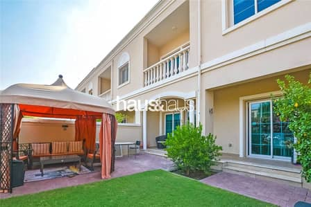 2 Bedroom Townhouse for Sale in Jumeirah Village Triangle (JVT), Dubai - Next to Park | District 9 | New Listing | Quiet St