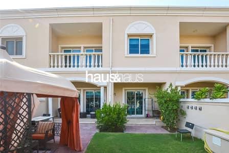تاون هاوس 2 غرفة نوم للبيع في مثلث قرية الجميرا (JVT)، دبي - Next to Park | District 9 | New Listing | Quiet St