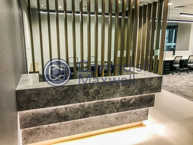 10 Prominent Location | DIFC License | Furnished
