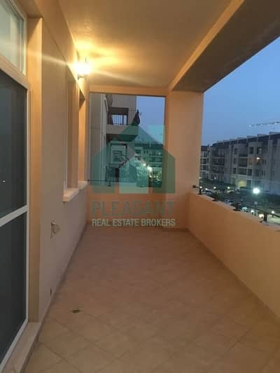 Long Balcony Mint Condition 1BR Apartment For Rent.