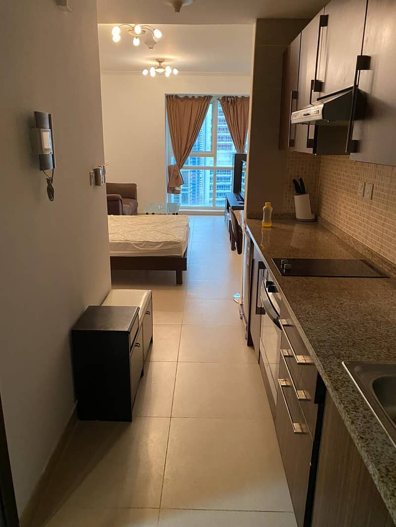 2 Fully furnished studio for rent