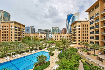 4 Bedroom Flat for Sale in The Greens, Dubai - Internal Facing | Full Garden Views | 4 Bedrooms