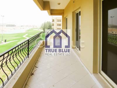 1 Bedroom Apartment for Rent in Al Hamra Village, Ras Al Khaimah - **Golf Bldg. Corner Unit** | 1 BHK | Great Condition