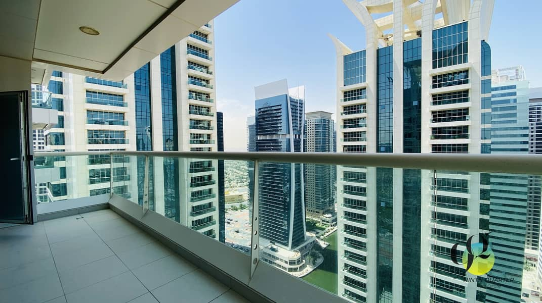 2 Spacious 3BHK+M I Best Layout in JLT I Near to Metro