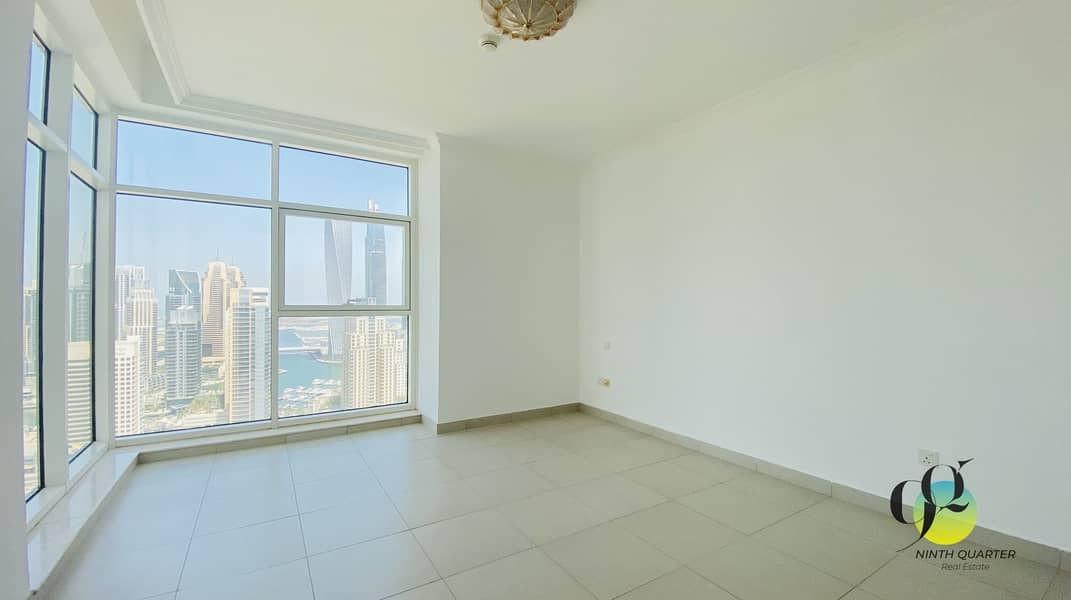 Spacious 3BHK+M I Best Layout in JLT I Near to Metro