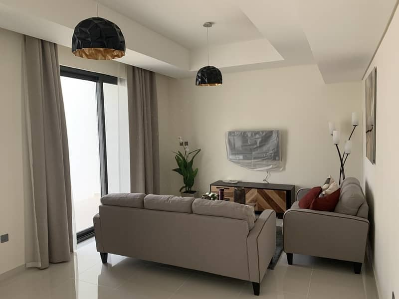 2 Brand New Townhouse | 3BR with Maid's Room | Fully Furnished
